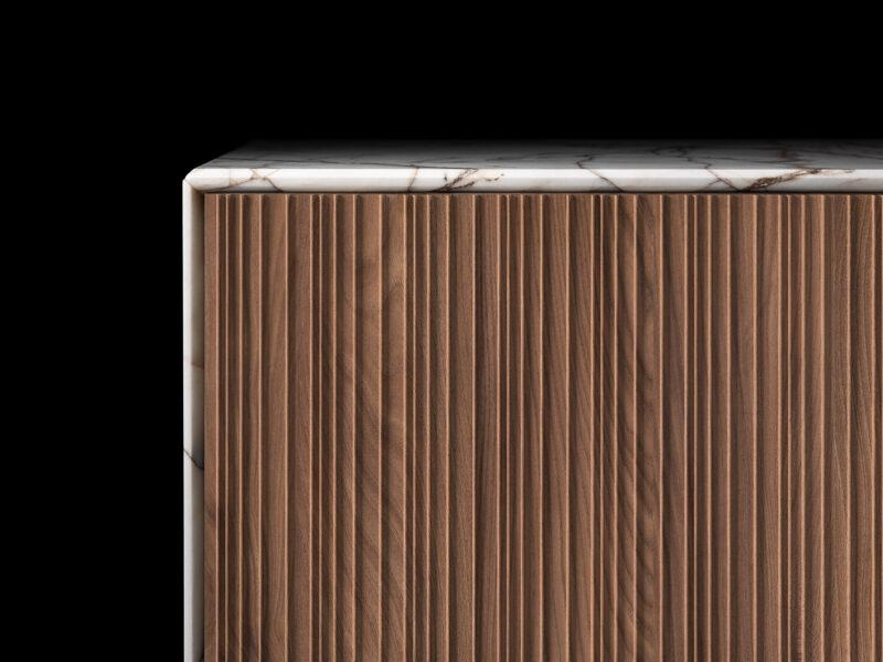 Marble doors - Furniture